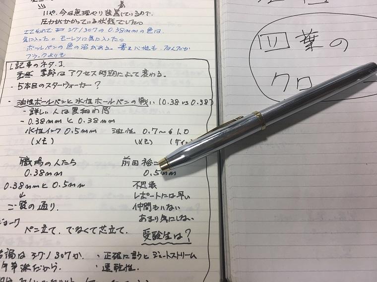 シグノ307水性ボールペン