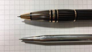 高級ボールペンでジェットストリーム0.28mm